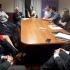 Funcionarios del Ministerio de Derechos Humanos y Justicia se reunieron con Marcelo López Arias